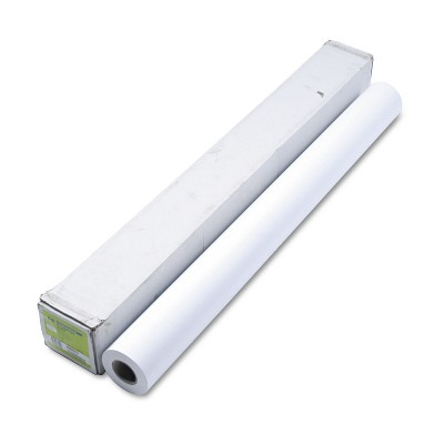 "HP Designjet Inkjet Large Format Paper 4.9 mil 42"" x 150 ft White Q1406B"