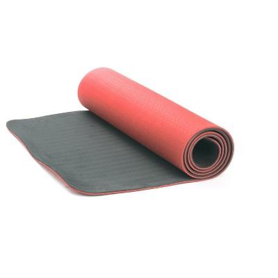 Mind Reader Classic 4mm Pro Yoga Mat Eco Friendly Non Slip Fitness Exercise Mat