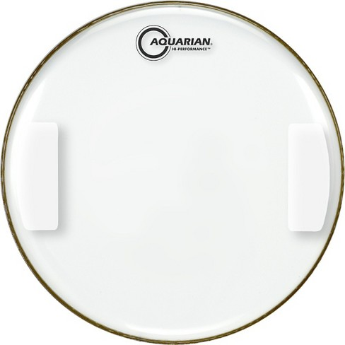 Aquarian Hi-Performance Snare Bottom Drumhead - image 1 of 2