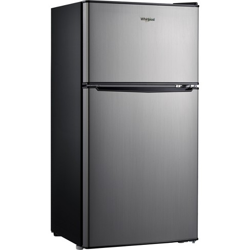Whirlpool 4.0 cu ft Refrigerator WH40S1E  - Stainless Steel - image 1 of 3