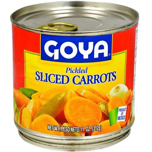 Goya Pickled Sliced Carrots - 11oz - image 1 of 4