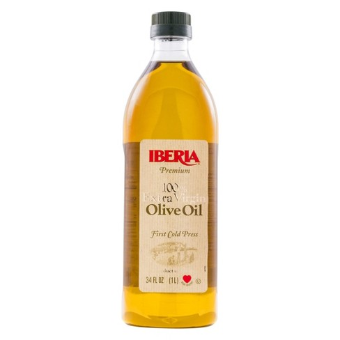 Iberia Extra Virgin Olive Oil - 34 fl oz - image 1 of 2