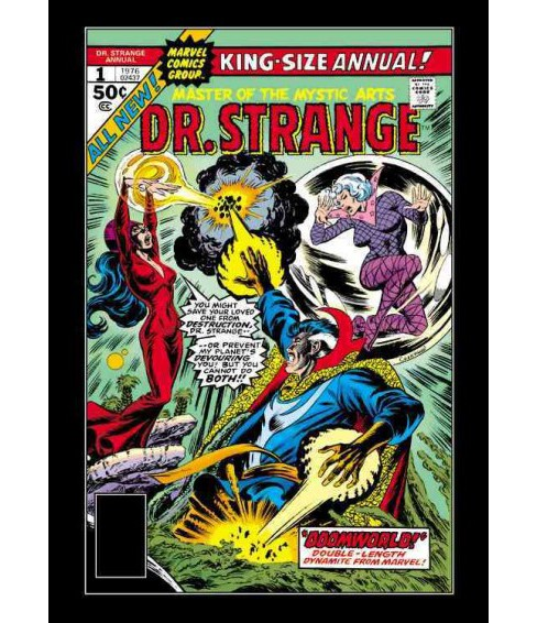 Doctor Strange : What Is It That Disturbs You, Stephen? (Paperback) (P. Craig Russell) - image 1 of 1
