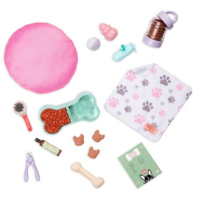 Our Generation Pet Care Play Set for Plush Dogs - Paw Paradise