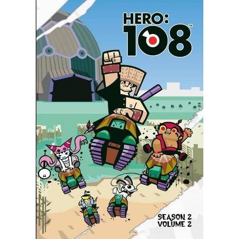 Hero 108: Season 2, Volume 2 (DVD) - image 1 of 1