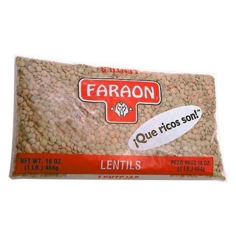 Faraon Lentil Beans - 1lb - image 1 of 2