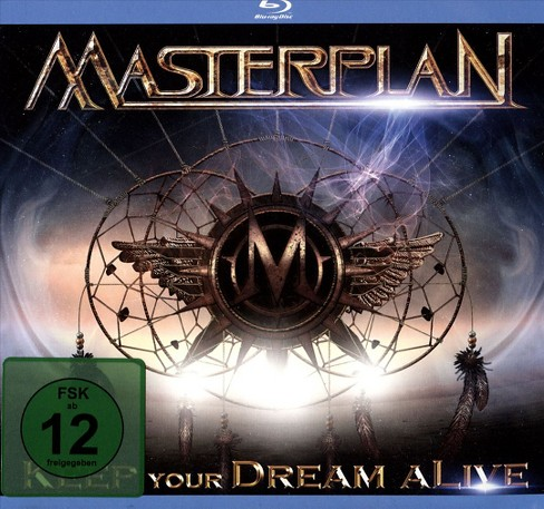 Masterplan - Keep your dream alive (CD) - image 1 of 1