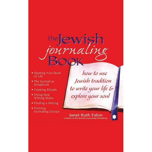 The Jewish Journaling Book - by  Janet Ruth Falon (Paperback) - image 1 of 1