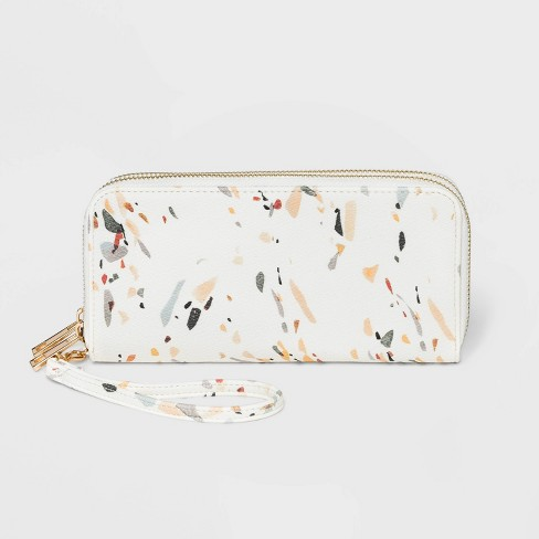 Women's Zip Wallet - A New Day™ - image 1 of 2
