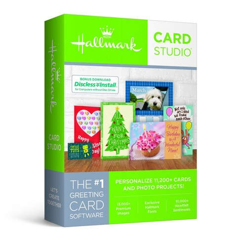Avanquest Hallmark Card Studio - PC - Email Delivery - image 1 of 1