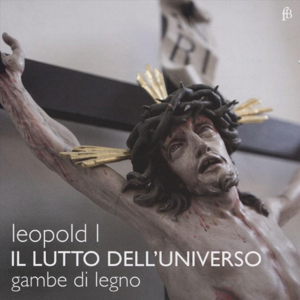 Gambe Di Legno - Il Lutto Dell'universo (CD)