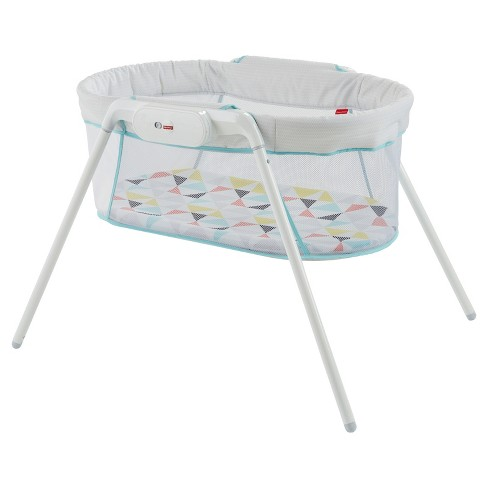 Fisher-Price Stow 'n Go Bassinet - image 1 of 12