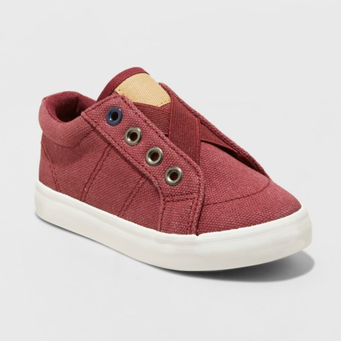 Toddler Boys' Scott Cross Strap Canvas Sneakers - Cat & Jack™ - image 1 of 3