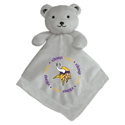 NFL Minnesota Vikings Baby Fanatic Gray Security Bear