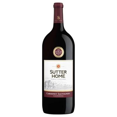 Sutter Home Cabernet Sauvignon Red Wine - 1.5L Bottle