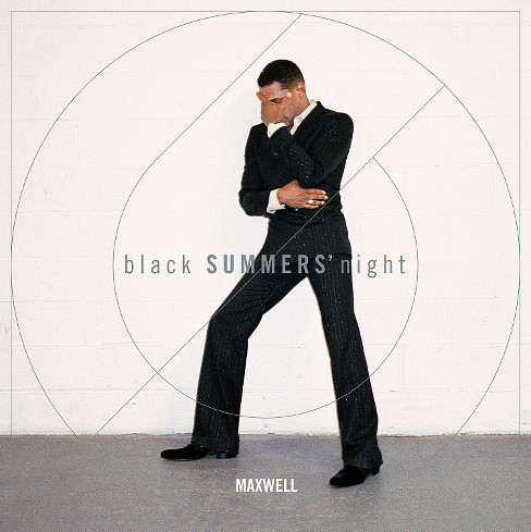 Maxwell - blackSUMMERS'night - image 1 of 1