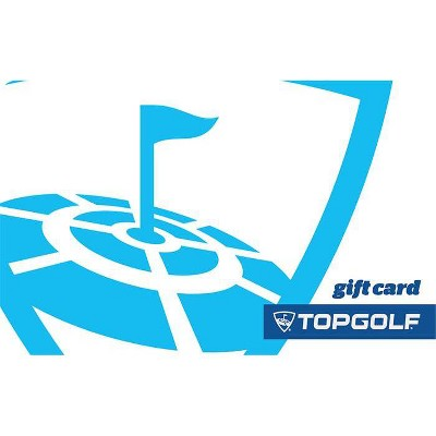 Topgolf Gift Card $50 (Email Delivery)