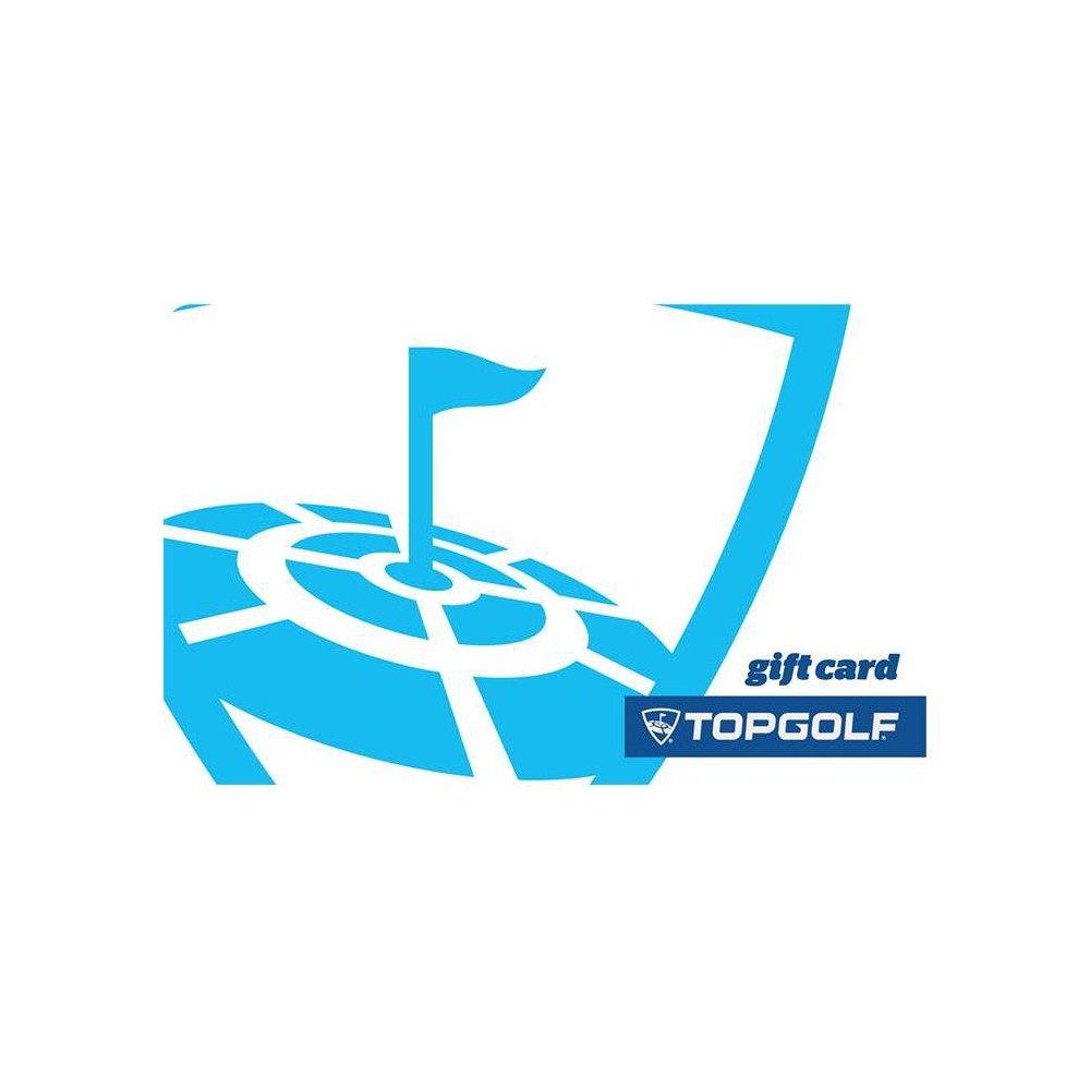 Topgolf Gift Card 25 Email Delivery