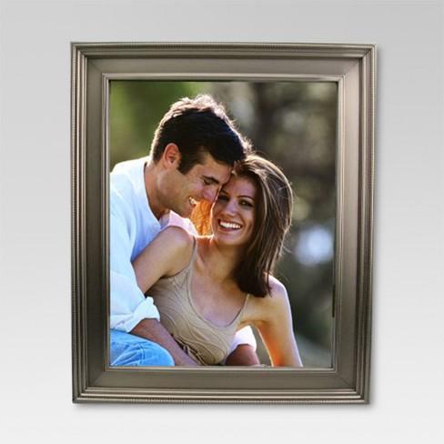 Brushed Silver Frame - Threshold™ - image 1 of 1