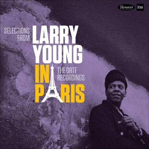 Larry young - In paris:Ortf recordings (CD) - image 1 of 1