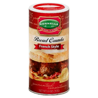 Gonnella Bread Crumbs French Style 10oz