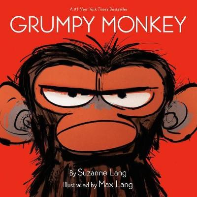 Grumpy Monkey -  by Suzanne Lang