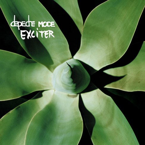 Depeche Mode - Exciter (CD) - image 1 of 1
