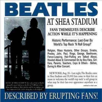 Various Artists - At Shea Stadium: The Beatles (CD)
