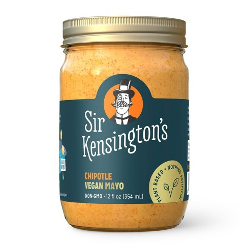 Sir Kensington's Chipotle Vegan Mayo - 12oz - image 1 of 2