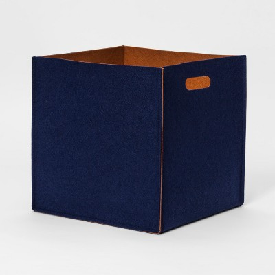 Toy Storage Bin Blue - Pillowfort™