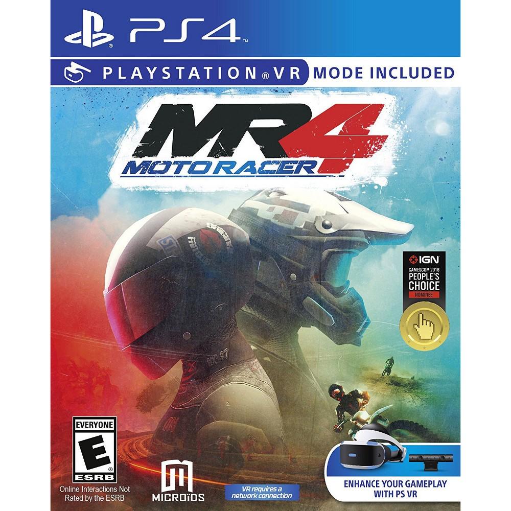 Motoracer 4 PlayStation VR