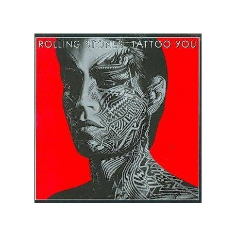 Rolling Stones The Hayes Tattoo You Cd