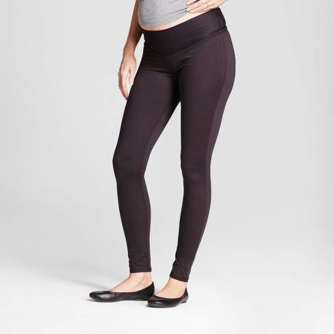c2a586ad519c1 Maternity Overbelly Panel Leggings - Isabel Maternity by Ingrid & Isabel™  Black