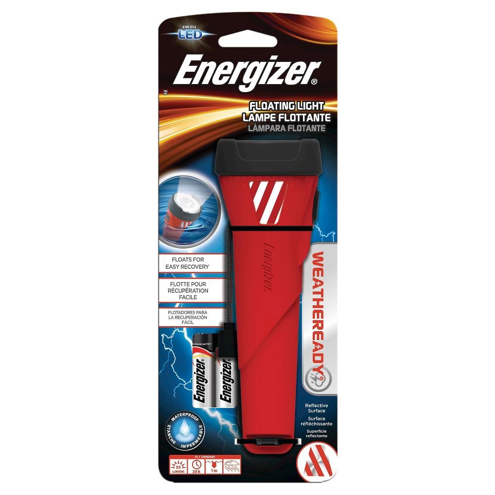 Energizer Weatheready Floating Led Flashlight