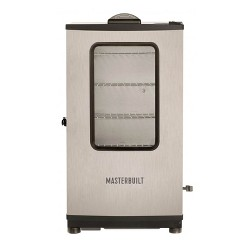 Masterbuilt 40-Inch Outdoor Barbecue Digital Electric Meat Smoker with RF Remote