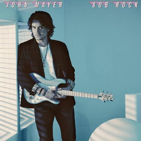 John Mayer - Sob Rock (CD) - image 1 of 2