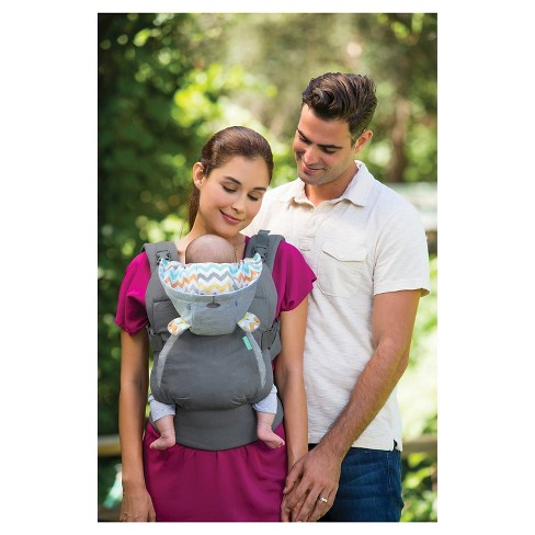 19642357377 Infantino Cuddle Up Ergonomic Hoodie Carrier. Shop all Infantino