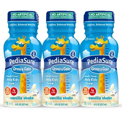 Protein & Meal Replacement: PediaSure