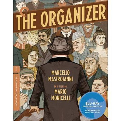 The Organizer (Blu-ray)(2012)