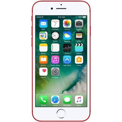 Apple iPhone Pre-Owned 7 Unlocked (128GB) GSM - Red