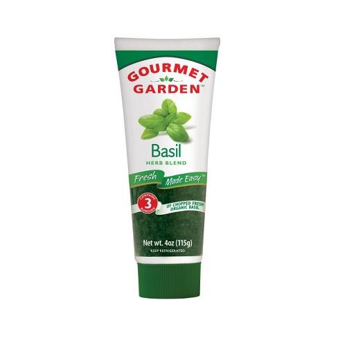 Gourmet Garden Organic Chopped Fresh Basil Herb Blend - 4oz - image 1 of 1
