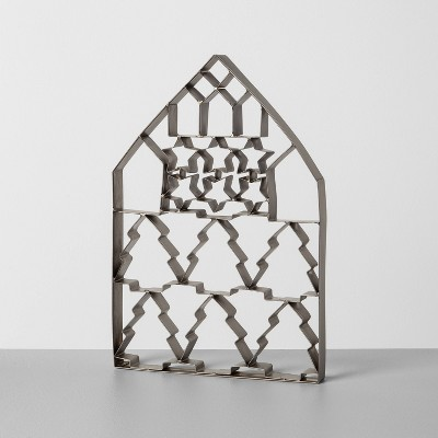 Giant Cookie Cutter Pewter - Hearth & Hand™ with Magnolia