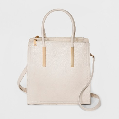 Moda Luxe Prosper Satchel Handbag