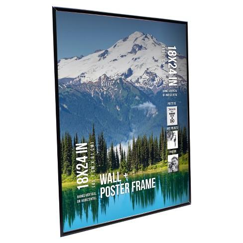 Poster Frame Thin Profile Black 18x24 Target