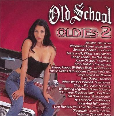Various Artists - Old School Oldies 2 (CD)