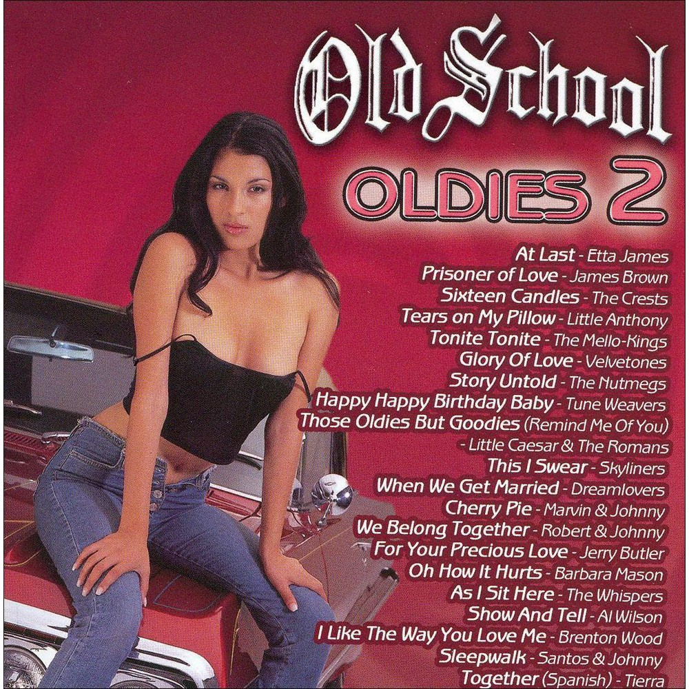Various Artists; Various Artists - Old School: Oldies 2 (CD) Cheap