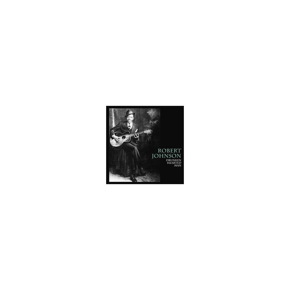Robert Johnson - Drunken Hearted Man (Vinyl)