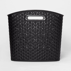 XL Y-Weave Curved Bin - Room Essentials™