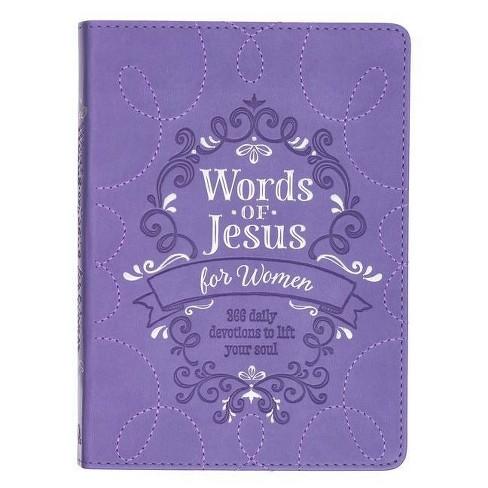 Devotional Words of Jesus for Women - by  Carolyn Larsen (Paperback) - image 1 of 1