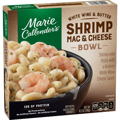 Marie Callender's Shrimp Mac & Cheese Bowl - 10.5oz